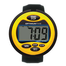 Optimum Time Event Watch - Yellow - Equestrian Timer