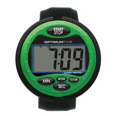 Optimum Time Event Watch - Green - Equestrian Timer