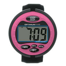 Optimum Time Event Watch - Pink - Equestrian Timer