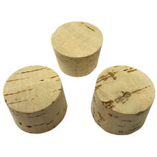 Optiparts Optimist Mast Floatation Corks / Plugs - Pack of 3