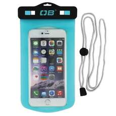 OverBoard Waterproof Large Phone Case - Aqua