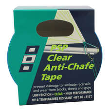 PSP Anti-Chafe Tape - Clear -130 micron - 50mm x 3m