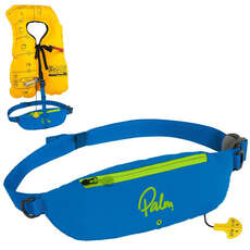 Palm Glide 100N SUP PFD - Blue - Stand Up Paddle Boarding Life Jacket
