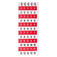 RWO Calibration / Tuning Indicator Strips - Pack of 10