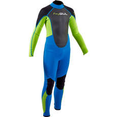 2020 Gul Junior Response 3/2mm Wetsuit - Zafer/Yellow - RE1322-B7