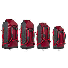 Palm River Trek Dry Bag - Chilli/Grey
