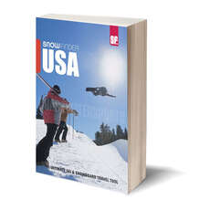 Snow Finder Ultimate Ski & Snowboard Guide to the USA