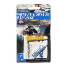 Drysuit Repair & Care