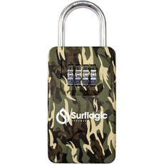 Surflogic Key Security Lock Maxi / Key Safe - Camo