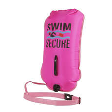Swim Secure Dry Bag Tow Float 28 Ltr - Bright Pink