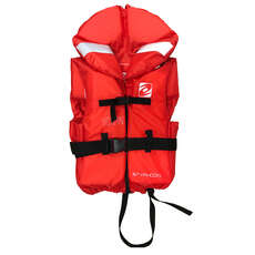 Typhoon Junior 100N Lifejacket  - Red - LJ100