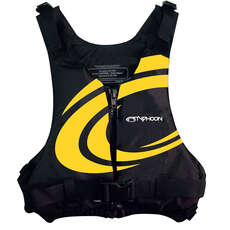 Typhoon Yalu Buoyancy Aid 2019 - Yellow Swirl