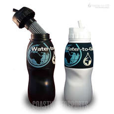 Water Purification Bottles