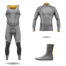 Zhik Superwarm Skiff Suit / Top Combo  - For Cold Conditions