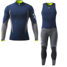 Zhik Superwarm V Skiff Suit / Top Kit Bundle
