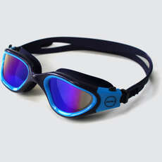 Zone3 Vapour Swimming Goggles - Polarized Navy/Blue