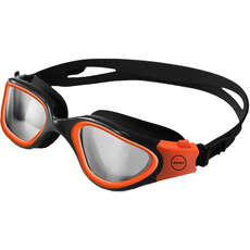 Zone3 Vapour Swimming Goggles - Photochromatic Black/Orange