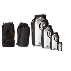 Crewsaver Bute Dry Bags - Black/Clear - Various Sizes