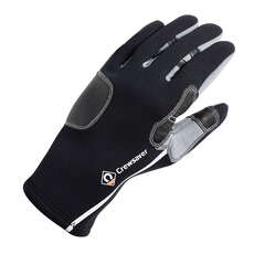 Crewsaver Junior Tri-Season Gloves 2019 - Black