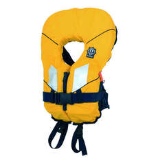 Crewsaver Spiral Childrens 100N Lifejacket - Yellow/Navy