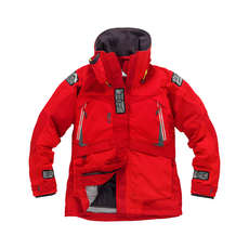 Gill Womens OS2 Offshore / Coastal Sailing Jacket 2018 - Red