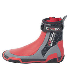 Gul CZ Windward Boots - 5mm Wetsuit Boots 2019 - Black/Red