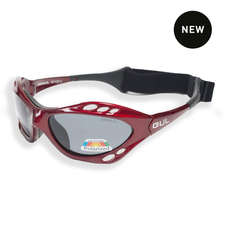 Gul Evo Floating Sunglasses 2019 - Maroon/Black
