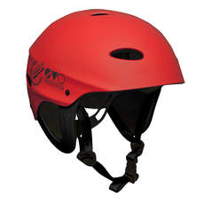 Gul Evo Watersports Helmet  - Red