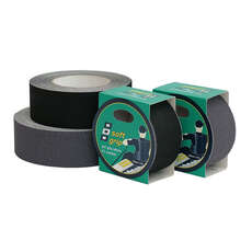 PSP Soft Grip Tape 50mm X 4M - Black