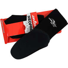 Alder Junior IMPACT 3mm Wetsuit Socks  - Black