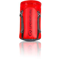 Lifeventure Ultralight Compression Sack 5L - Red