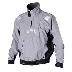 Magic Marine 2 Layer F-Zip Spraytop  - Grey