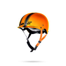 Magic Marine Impact Pro Helmet  - Neon Orange