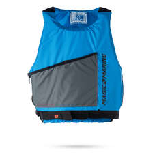 Magic Marine Match Side-Zip Buoyancy Aid 2019 - Blue