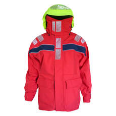 Maindeck Coastal Sailing Jacket 2019 - Red