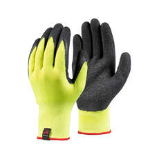 Musto Dipped Grip Glove (Pack of 3) 2021 - Sulphur Spring/Black