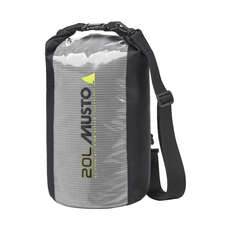 Musto Essential 20L Dry Tube 2019 - Black