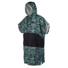 Mystic Allover Poncho 2019 - Green Allover