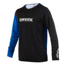 Mystic Drip Long-Sleeve Quickdry Top 2019 - Blue
