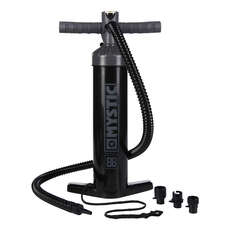 Mystic Kite Double Stroke Pump 2019 - Black