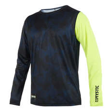 Mystic Majestic Long-Sleeve Quickdry Top 2019 - Lime