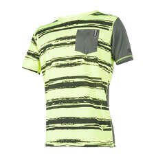 Mystic Majestic Shortsleeve Quickdry 2019 - Lime
