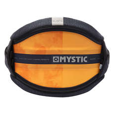 Mystic Majestic Waist Harness 2019 - Navy/Orange - No Spreader Bar