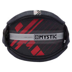 Mystic Majestic X Waist Harness 2019 - Navy/Red - No Spreader Bar