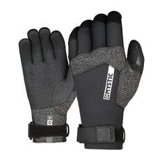 Mystic Marshall 3mm Precurved Wetsuit Gloves  - Black
