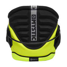 Mystic Warrior VI Waist Kitesurf Harness 2019 - Lime