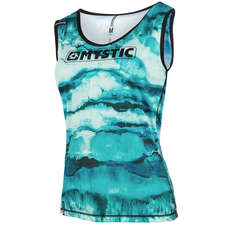 Mystic Womens Dazzled Quickdry Tanktop 2019 - Mint