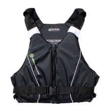 Neil Pryde RACELINE Front Zip Buoyancy Aid / Vest Junior - Black