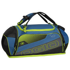 Ogio 9.0 Endurance Kit Bag - Navy/Acid