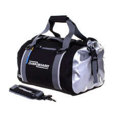 OverBoard Classic Waterproof Duffel Bag - 40 Ltr - Black